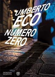 Numero zero di Umberto Eco-180x250