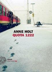 Quota 1222 di Anne Holt-180x250