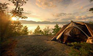 Fai campeggio come un boy scout-300x180