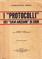 I Protocolli dei Savi di Sion-180x250