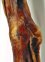 Otzi, il primo uomo tatuato e non solo Yakuza-180x250