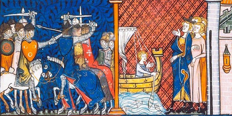 Crociati in nome di Dio e dell'oro1-800x400