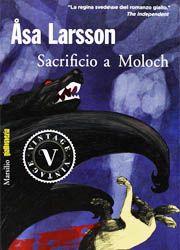 Sacrificio a Moloch di Asa Larsson-180x250