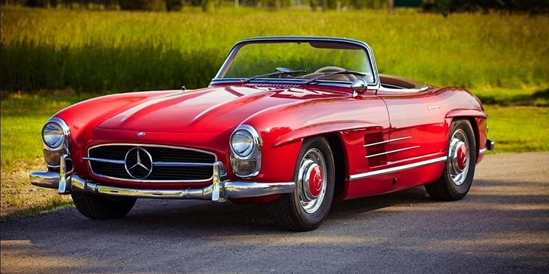 Mercedes-Benz 300 SL Roadster-800x400