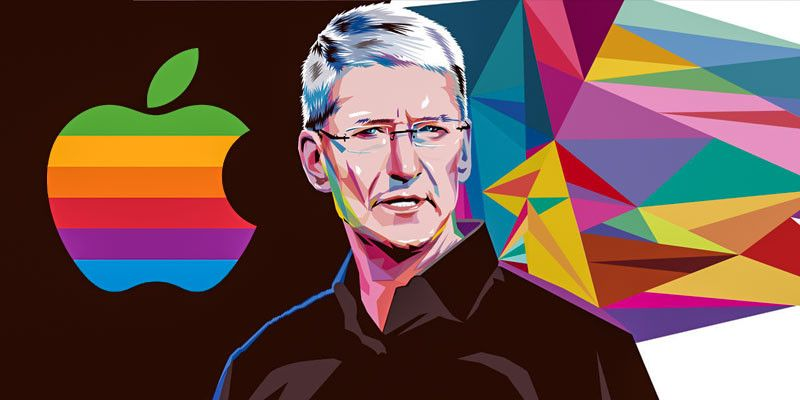 Apple-le 5 mosse di Tim Cook2-800x400