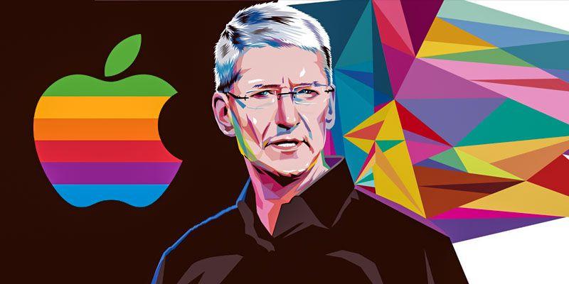 Apple-le 5 mosse di Tim Cook2-800x400