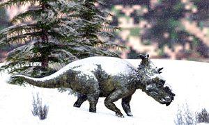 Dinosauri al gelo e papà amorevoli-300x180