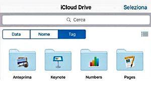 L'app iCloud Drive-300x180