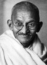 Mahatma Gandhi-180x250