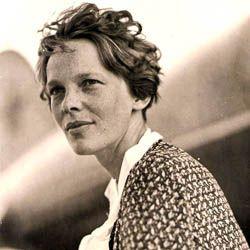 Amelia Earhart-250x250