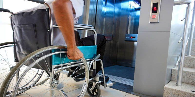 Disabili e condominio quando l 39 handicap sale in ascensore for Arredamento casa per disabili