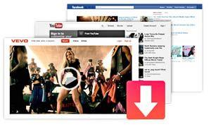 E' possibile scaricare contenuti audio e video non solo da YouTube-300x180