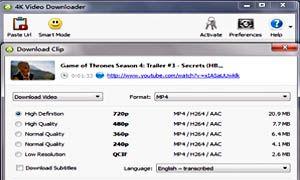 E' possibile scaricare video anche nelle risoluzioni più elevate-300x180