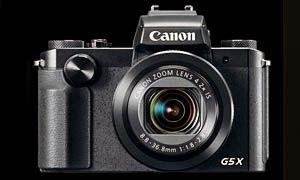 Canon Powershot G5X-300x180