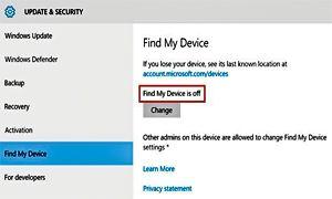 Trovare un dispositivo perso-300x180