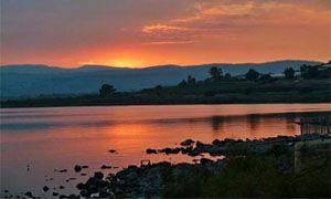 Il lago di Tiberiade-300x180