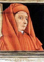 Giotto di Bondone, Guglielmo di Ockham e Giovanna d'Arco -180x250