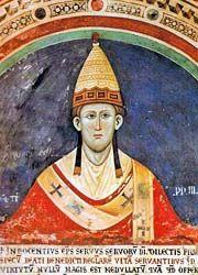 Innocenzo III, Gengis Khan e San Domenico-180x250