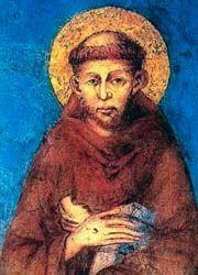 San Francesco, San Tommaso e Dante Alighieri-180x250