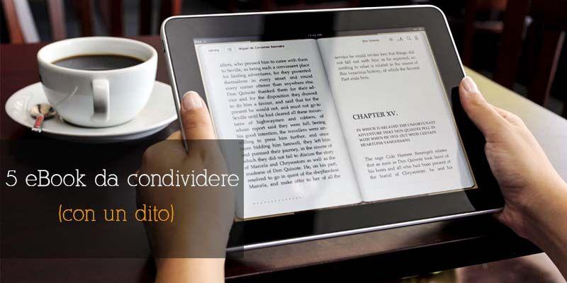 eBook- 5 letture da condividere-800x400