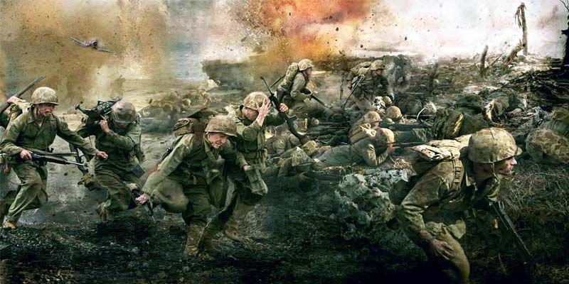 5 errori militari che hanno deciso la seconda guerra for Decorati 2 guerra mondiale