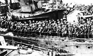 L'ordine di Hitler di non annientare gli inglesi a Dunkerque-300x180