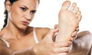 Dolore al piede-300x180