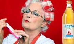 I vecchi rimedi della nonna: aceto milleusi