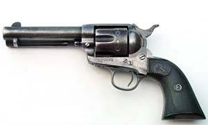 Caratteristiche tecniche Colt 1873 Peacemaker-300x180