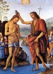 Il battesimo di Gesu-180x250
