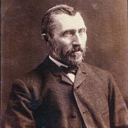Vincent Van Gogh-250x250