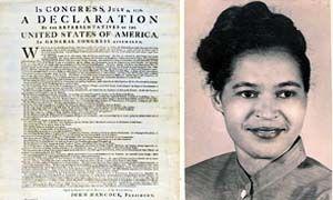 USA, i Padri fondatori e Rosa Parks-300x180