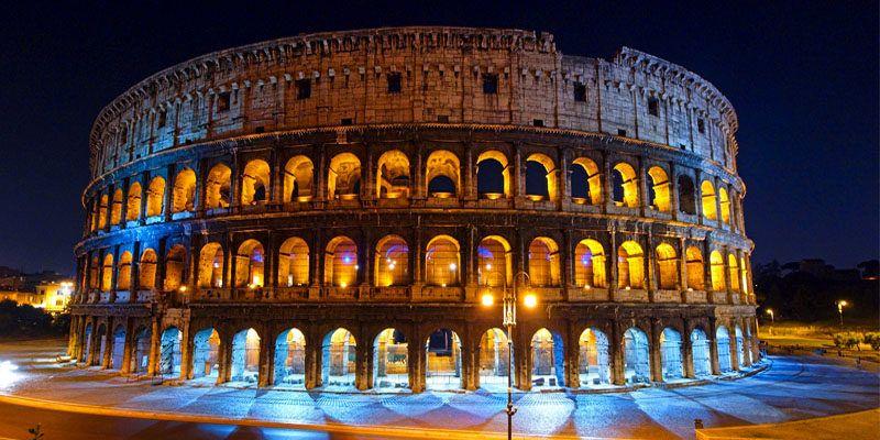 Colosseo: l'anfiteatro più bello del mondo