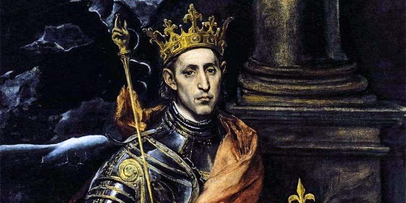 Luigi IX di Francia, il re Santo