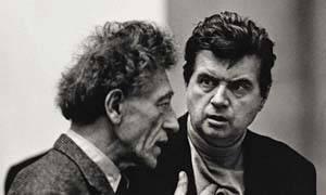 Alberto Giacometti e Francis Bacon-300x180