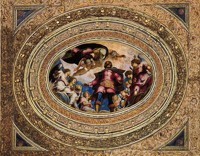 San Rocco in Gloria