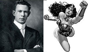William Moulton Marston e la Wonder Woman-300x180