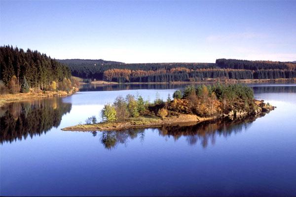 Kielder Mires Northumberland