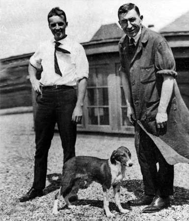 Frederick Banting e Charles Best