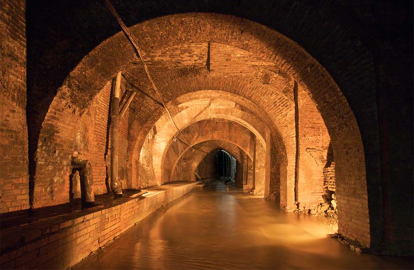 Ponte Romano Bologna