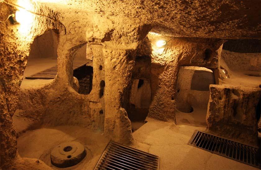 Tunnel Cappadocia