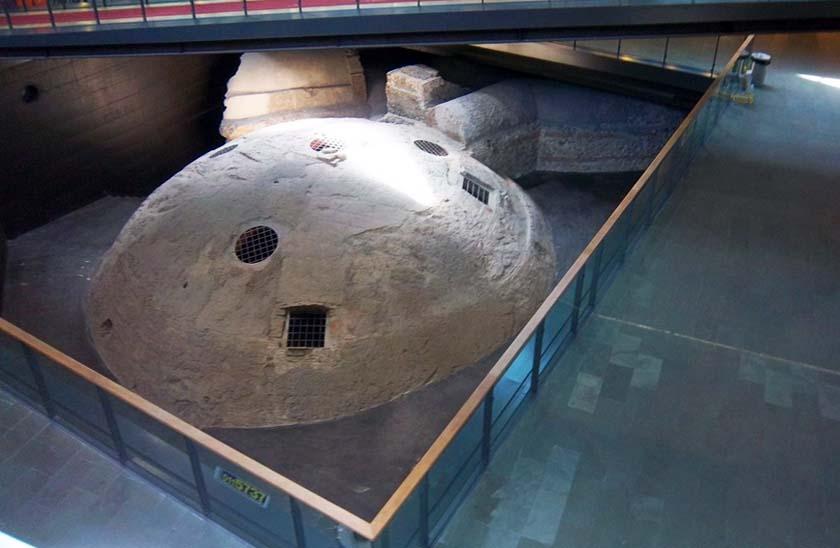 cupola ghiacciata torino