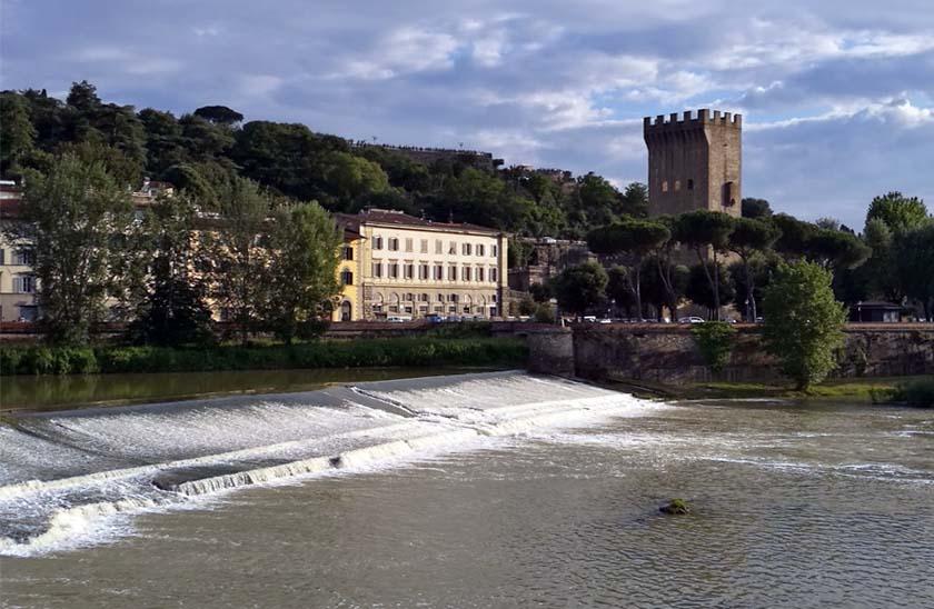 torre fabbrica acqua Firenze