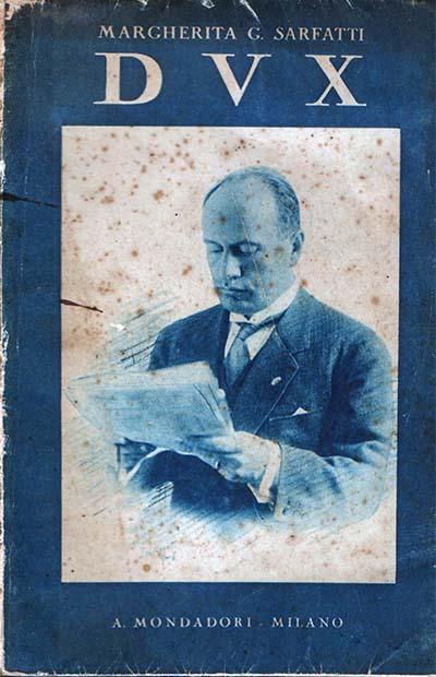 Dux-copertina libro