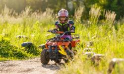 5 buoni motivi per comprare un quad al proprio figlio
