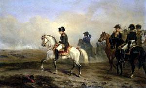 la battaglia di Waterloo-300x180