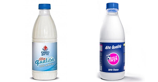 latte alta qualita