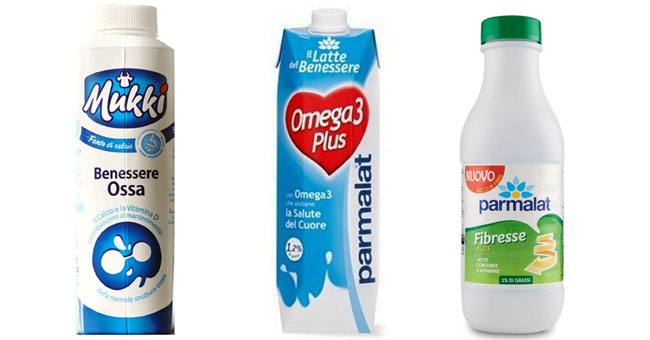 latte aricchito