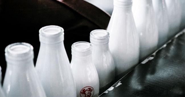 latte pastorizzato ad alta temperatura