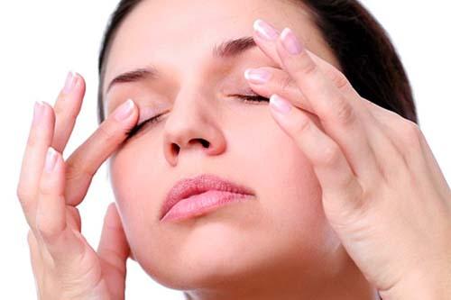 ginnastica oculare